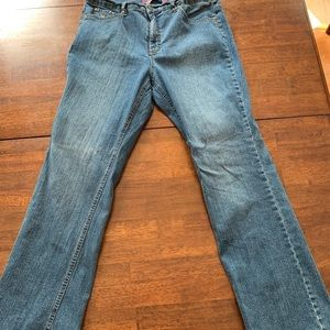"Size 16 ""The Perfect Fit"" Gloria Vanderbilt Jeans"
